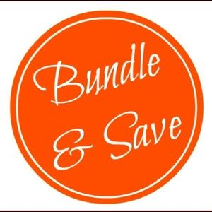Other - Bundle 3+ items for 15% off!